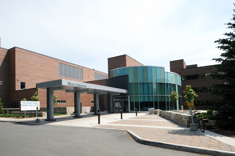 James Beach Health Care Centre